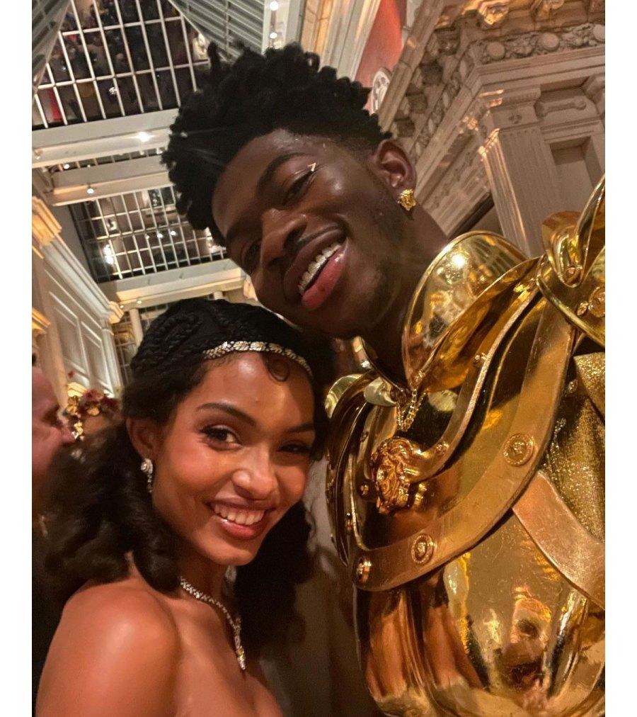 Lil Nas X Instagram 06 Inside the 2021 Met Gala Best Selfies and Snaps