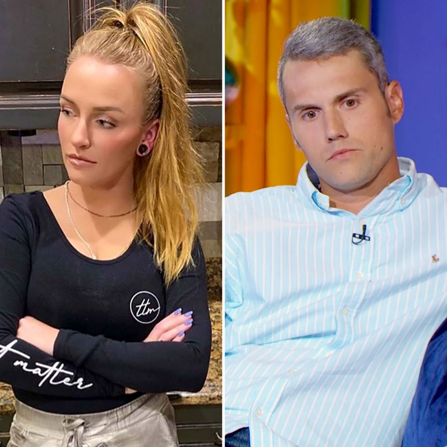 Maci Bookout Says Her Son Bentley, 12, Isn't 'Comfortable' With Dad Ryan Edwards