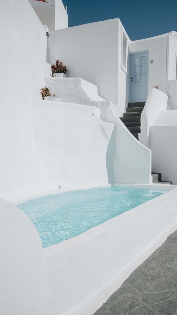 Mamma Mia Inside BiPs Caelynn Deans Fotos de la escapada romántica a Grecia