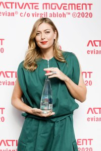 Maria Sharapova Swears This Ingenious DIY Beauty Hack