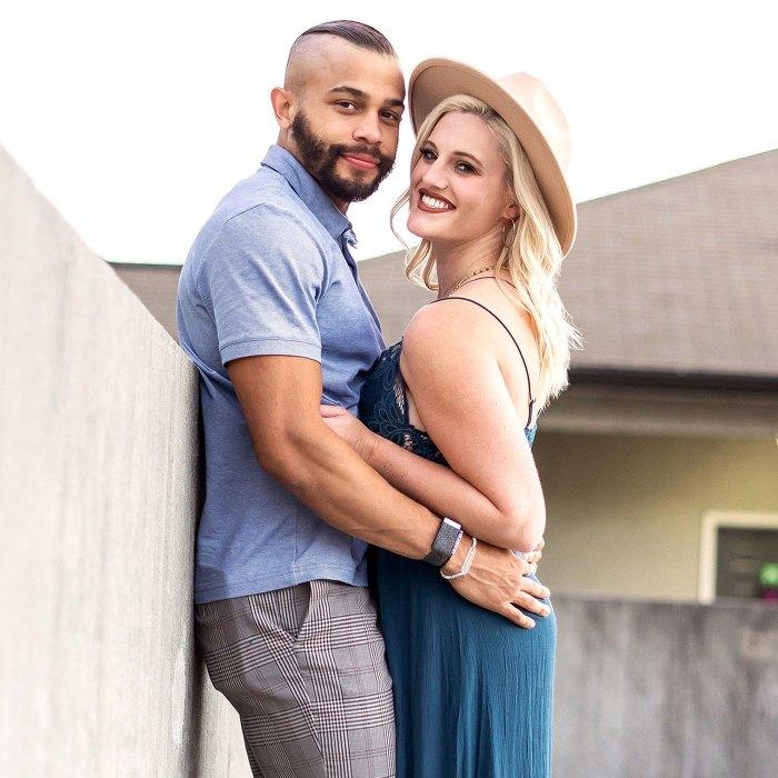 Casado en Clara Berghaus de First Sight celebra la firma de papeles de divorcio después de la separación de Ryan Oubre
