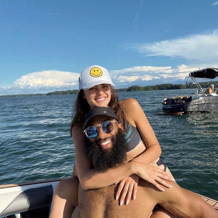 Matt James dice que a Rachael Kirkconnell le gustaba su barba, por qué se la afeitó