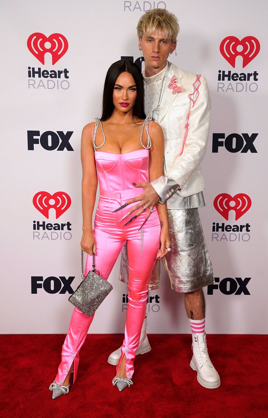 Megan Fox and Machine Gun Kelly Sexiest Couple Style Moments 4