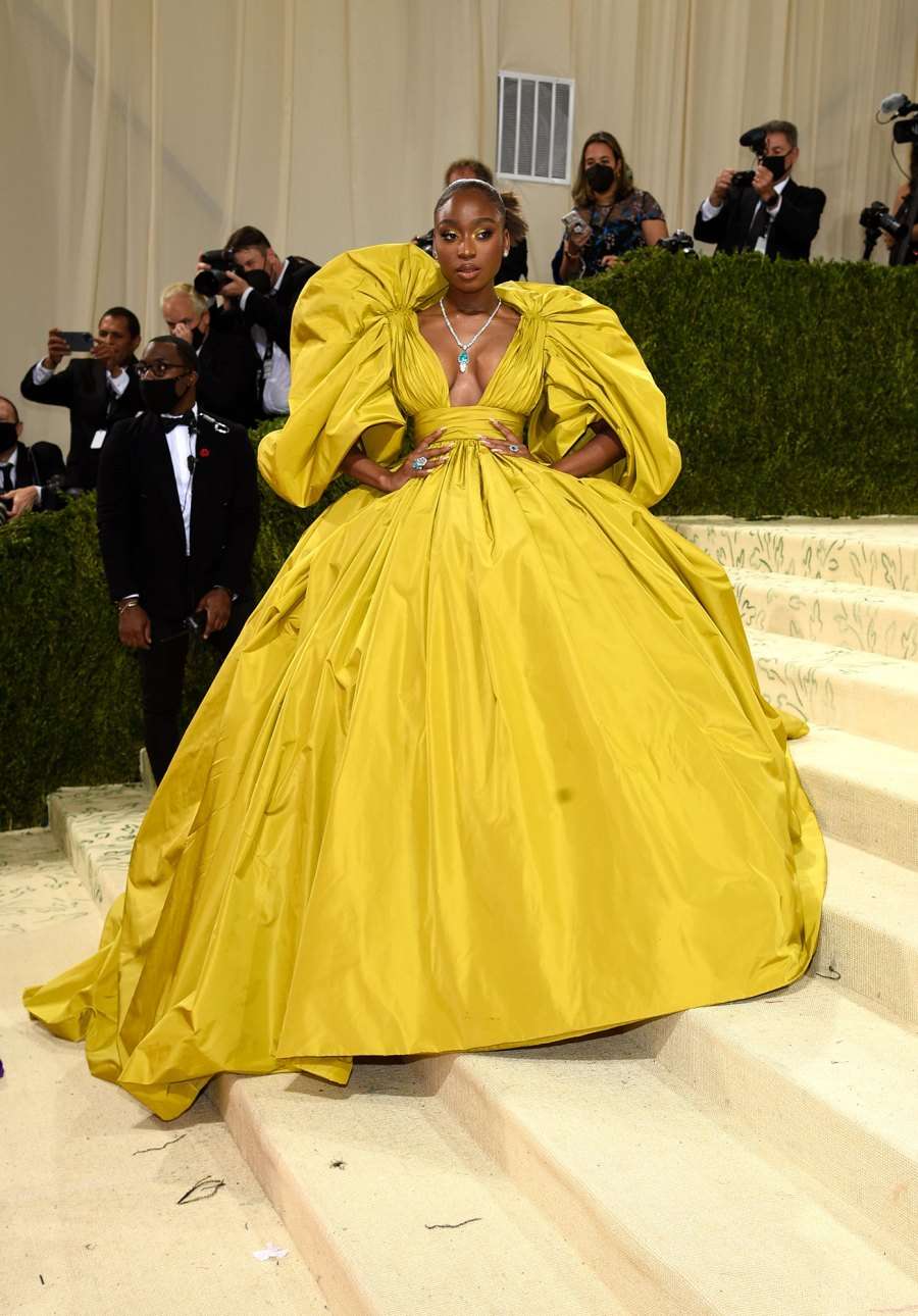 Met Gala 2021 Red Carpet Fashion: What the Stars Wore