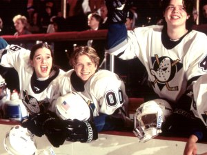 Mighty Ducks' Marguerite Moreau and Elden Henson Once 'Dated'