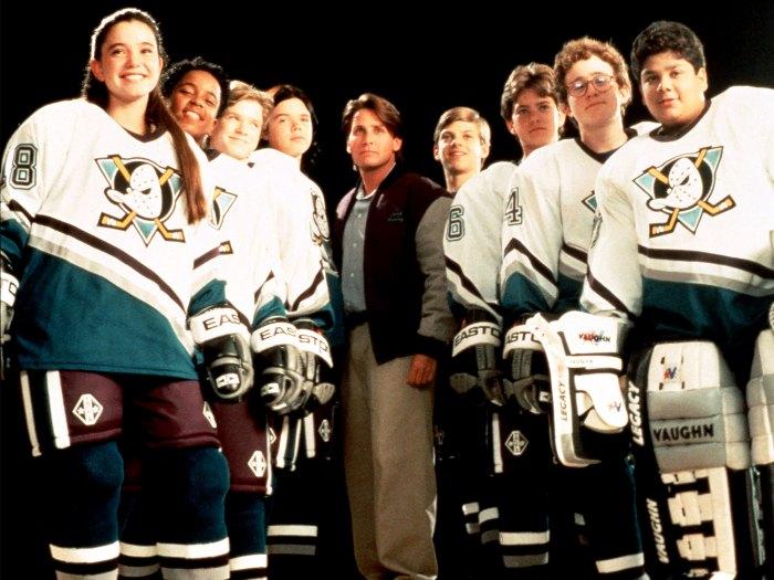 Marguerite Moreau y Elden Henson de Mighty Ducks una vez 'salieron'