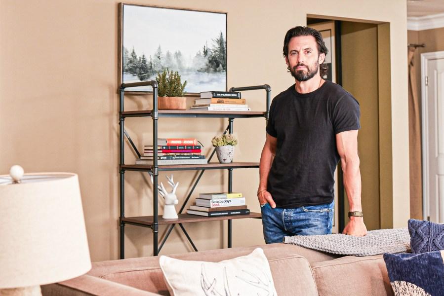 Milo Ventimiglia Lowes Collection Home Decor