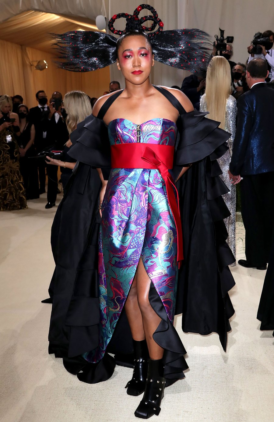 Met Gala 2021: See fashion moments from the biggest fashion night ever - Naomi Osaka