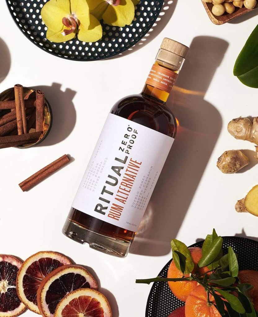 Natural Products Expo Ritual Zero Proof Rum Alternative