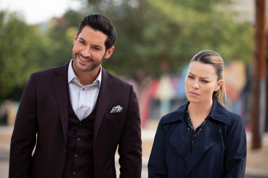 Netflix and Chills September TV Lucifer