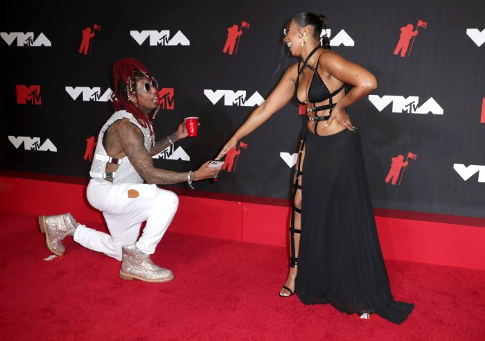 Nick Cannon afirma que no le propuso matrimonio a Ashanti en los VMA de 2021 4