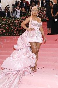 Nicki Minaj Isnt Going Met Gala After Testing Positive COVID 19