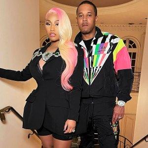 Nicki Minaj's Husband Kenneth Pleads Guilty to Sex Offender Registry Issue