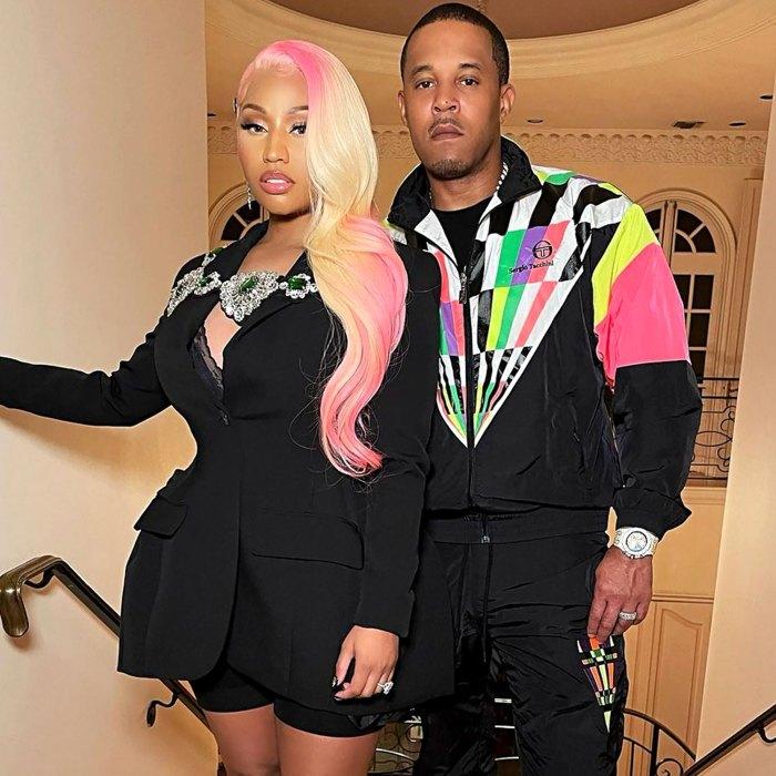 El esposo de Nicki Minaj, Kenneth, se declara culpable de un problema de registro de delincuentes sexuales