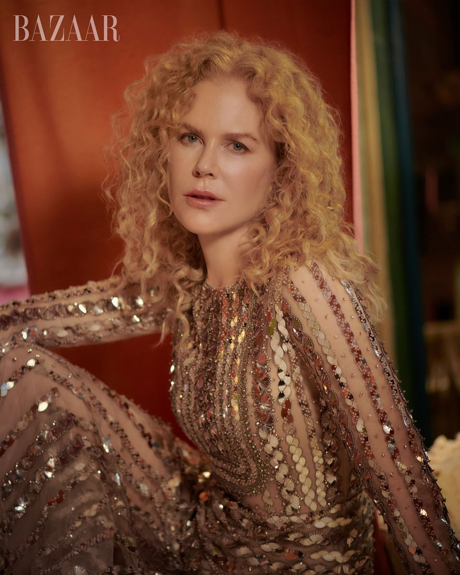 Nicole Kidman Doesnt Feel Annoyed by the Publics Fascination With Her Marriage to Tom Cruise