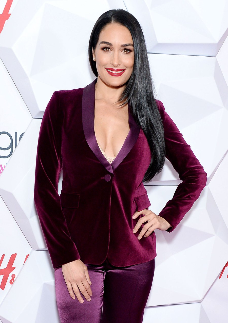 Nikki Bella Celebrities Share PCOS Struggles