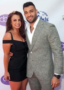 Octavia Spencer Urges Britney Spears Make Sam Asghari Sign Prenup