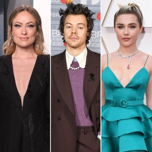 Olivia Wilde Shares Don't Worry Darling Clip With Harry Styles