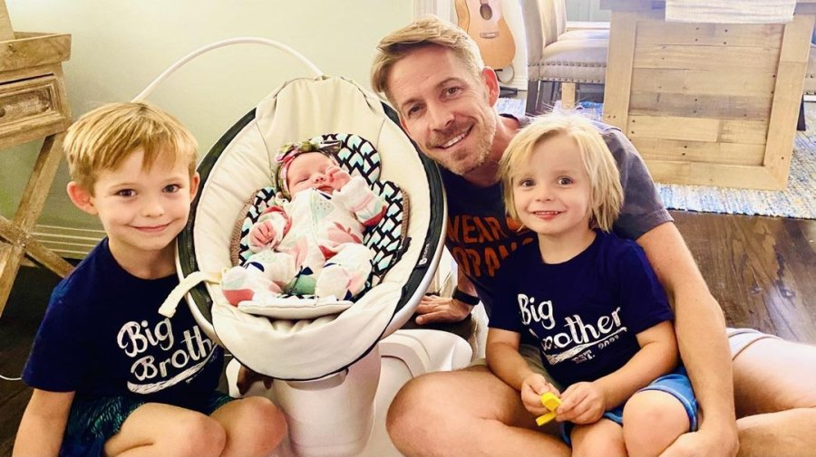 Once Upon a Time's Sean Maguire Welcomes 3rd Child, a Baby Girl