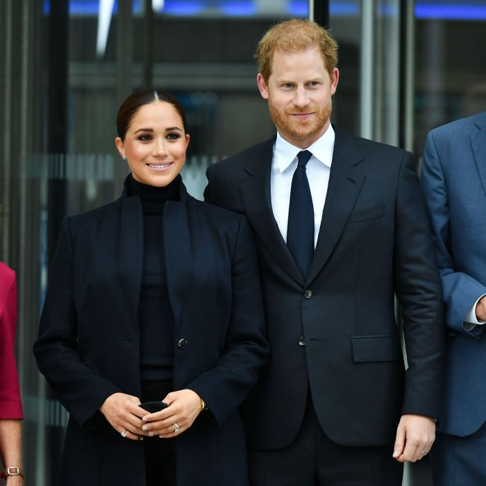 Prince Harry Briefcase Has Cutest Tribute Son Archie