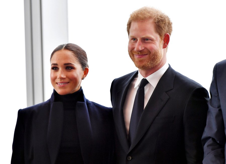 Prince Harry and Meghan Markle Kick Off New York City Visit at One World Trade Center Observatory Feature