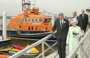 Prince Philip Honored With Lifeboat to Commemorate Important Naval Anniversary