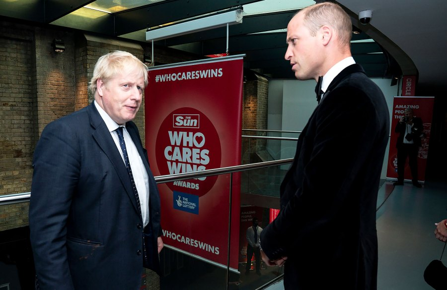 Prince William Steps Out in Style for London's Who Cares Wins Awards