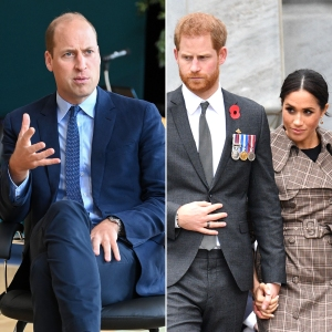 Prince William Still Hasn't 'Come to Terms' With Prince Harry and Meghan Markle's Royal Exit, Author Claims