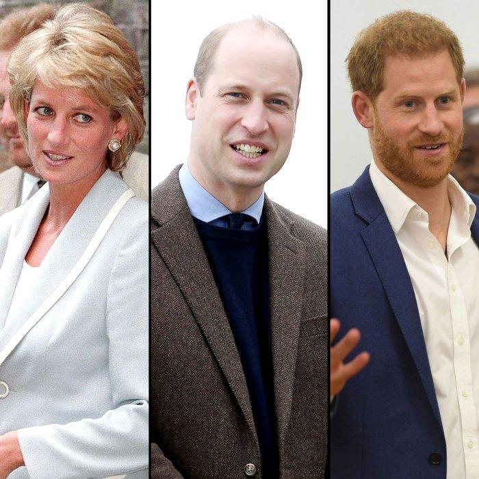 A la princesa Diana le encantó hacer esta 1 actividad con los hijos William y Harry