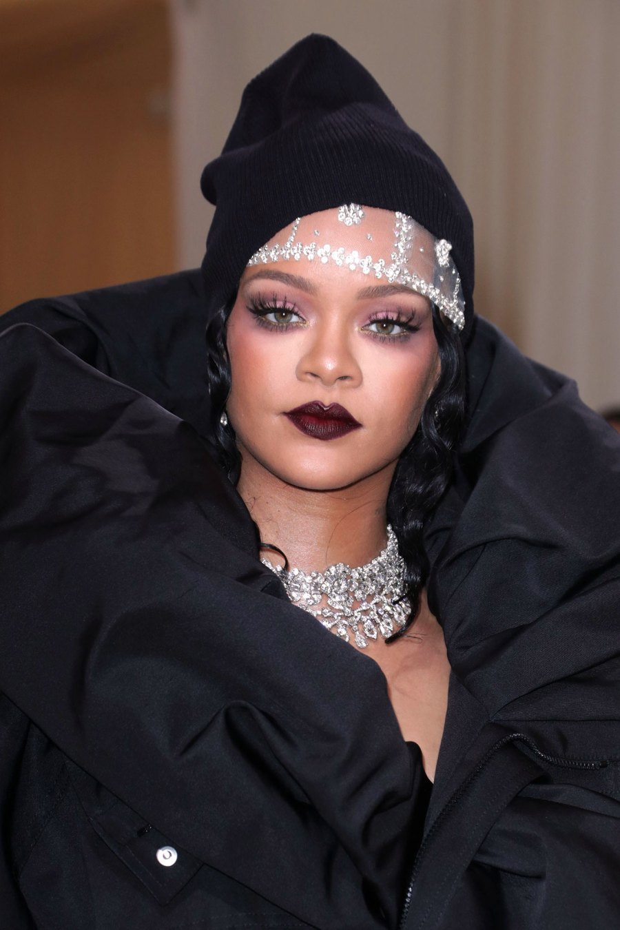 Rihanna Most Extravagant Celebrity Bling From the 2021 Met Gala