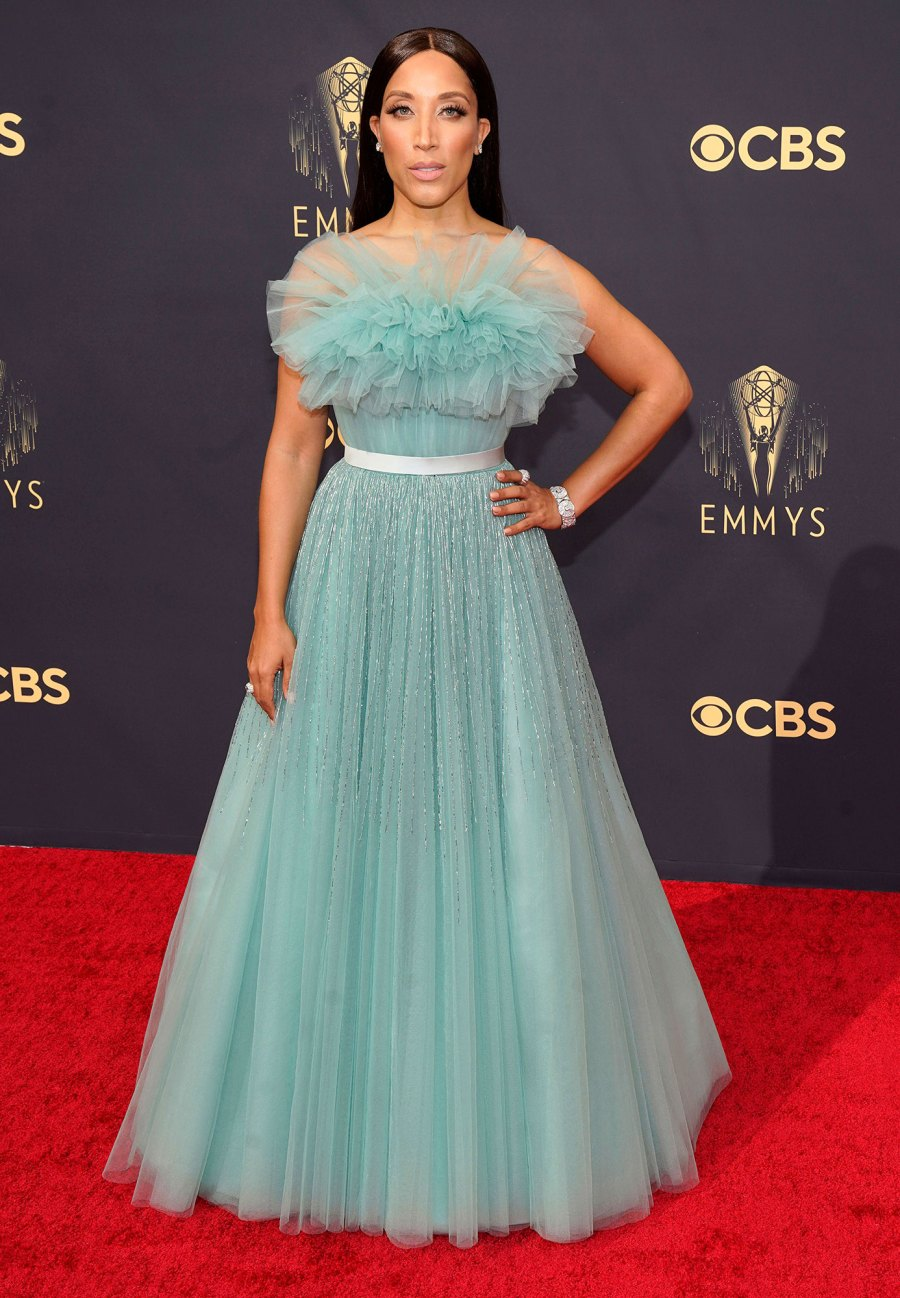 Emmys 2021: Red Carpet Fashion, Dresses