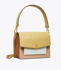 Robinson Color-Block Convertible Shoulder Bag