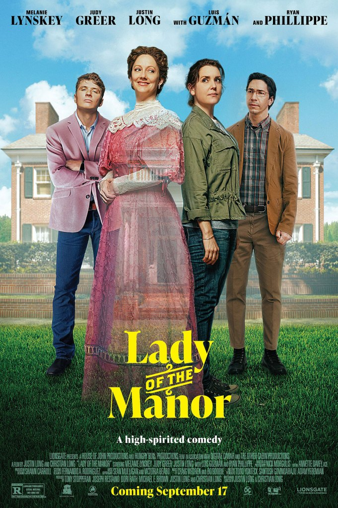 Ryan Phillippe Melanie Lynskey Rave Over Justin Long Directing Debut Lady of the Manor