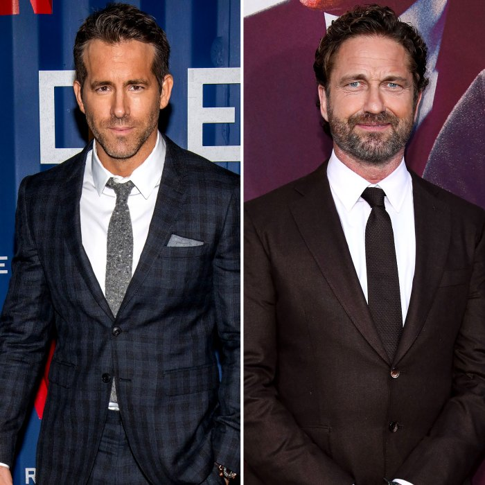 Ryan Reynolds Reacts After Gerard Butler Says He Hasn't Heard of 'Free Guy'