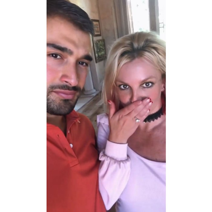Sam Asghari Responds To Prenup Comments After Britney Spears Engagement