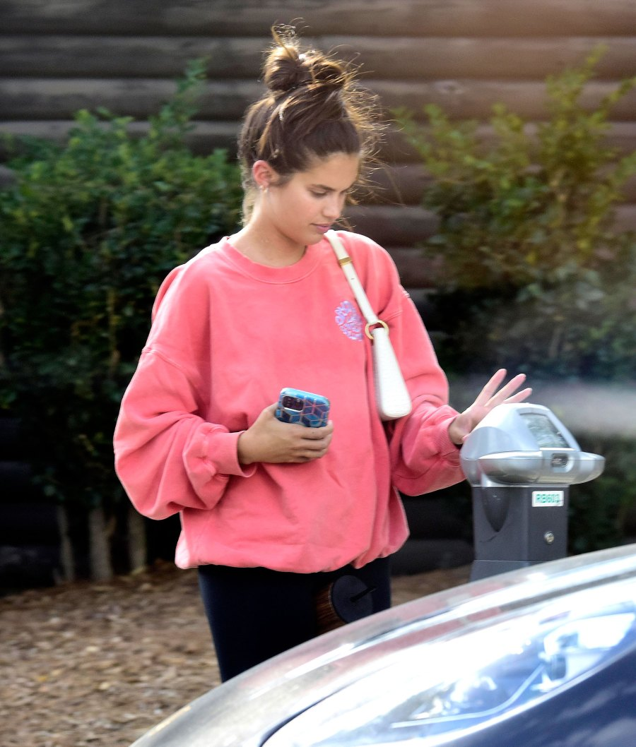 Sara Sampaio They Feed The Meter Just Like Us
