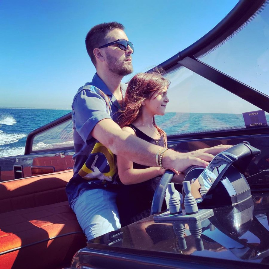 Scott Disick Is 'Living the Dream' Boating With His Kids After Amelia Gray Hamlin Split
