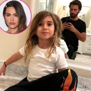 Scott Disick Shares Photo Angel Daughter Penelope 9 After Amelia Gray Hamlin Split