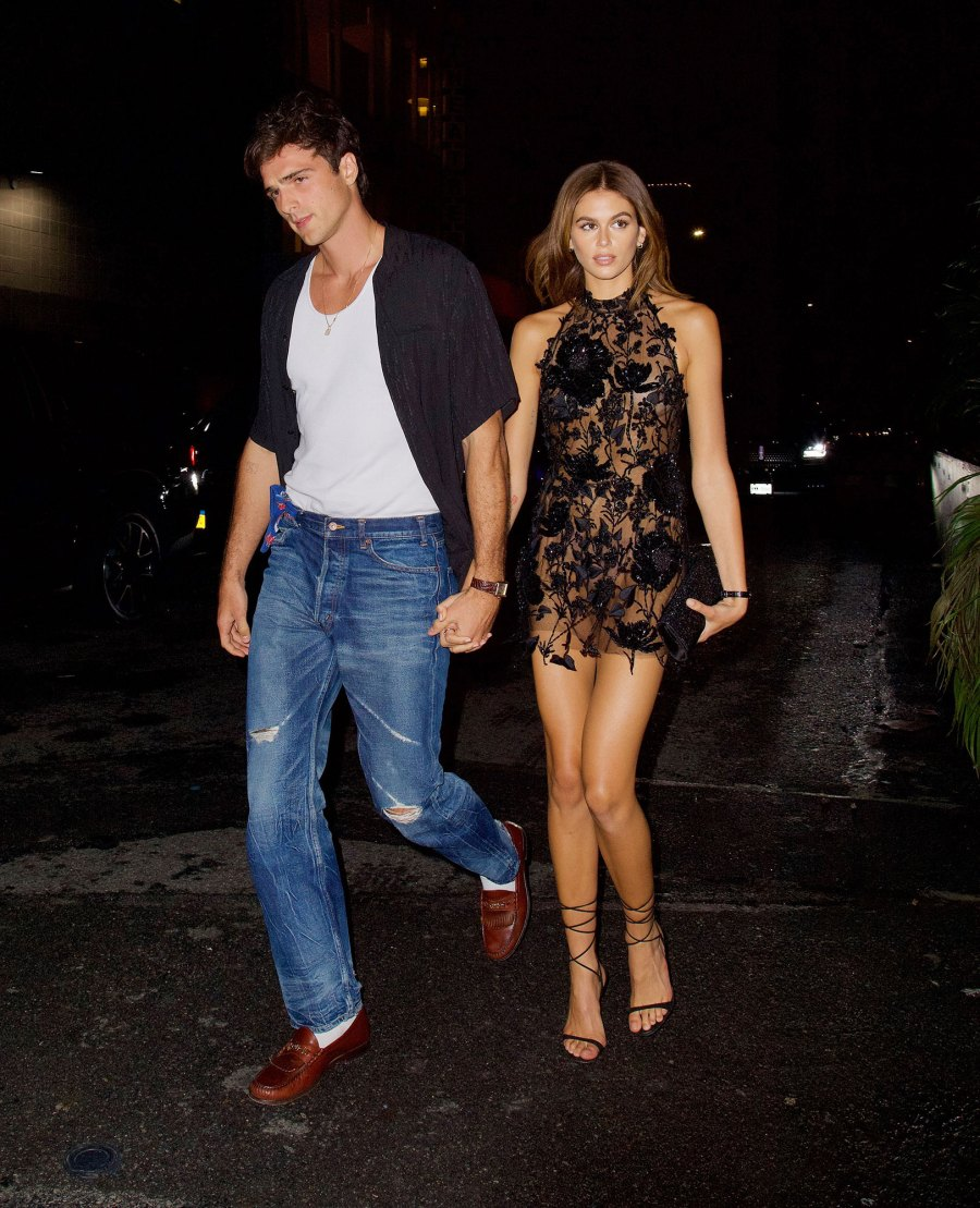 See Fabulous Fashion Stars Wore Met Gala 2021 Afterparties Kaia Gerber Jacob Elordi