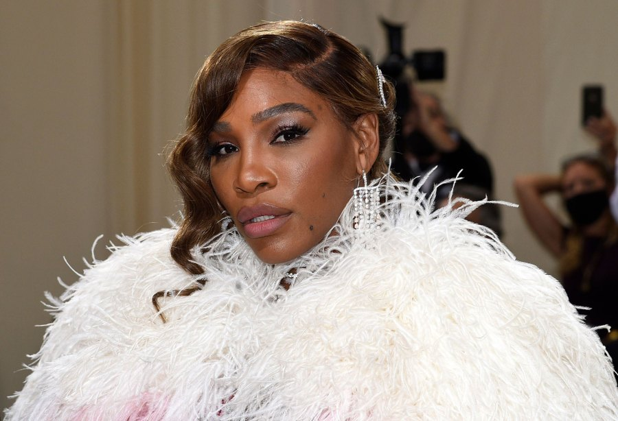Serena Williams Most Extravagant Celebrity Bling From the 2021 Met Gala
