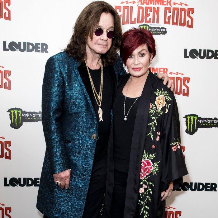 Sharon Osbourne: Ozzy y yo solíamos 'vencernos el uno al otro'