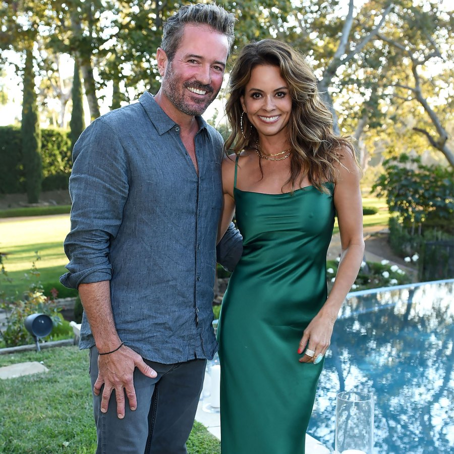 She Said Yes! Brooke Burke Is Engaged to Scott Rigsby