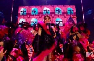 VMAs 2021 So Cute! Camila Cabello Calls BF Shawn Mendes 'My Guy' at the 2021 VMAs
