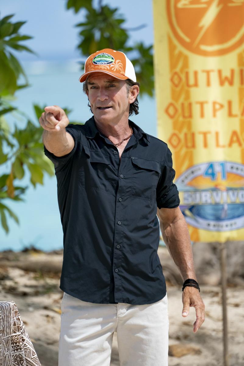 Survivor Rules Regulations Jeff Probst