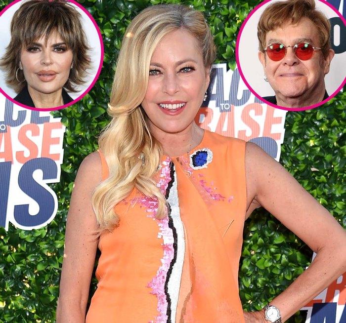 Sutton Stracke Sets Record Straight Lisa Rinna Elton John Drama