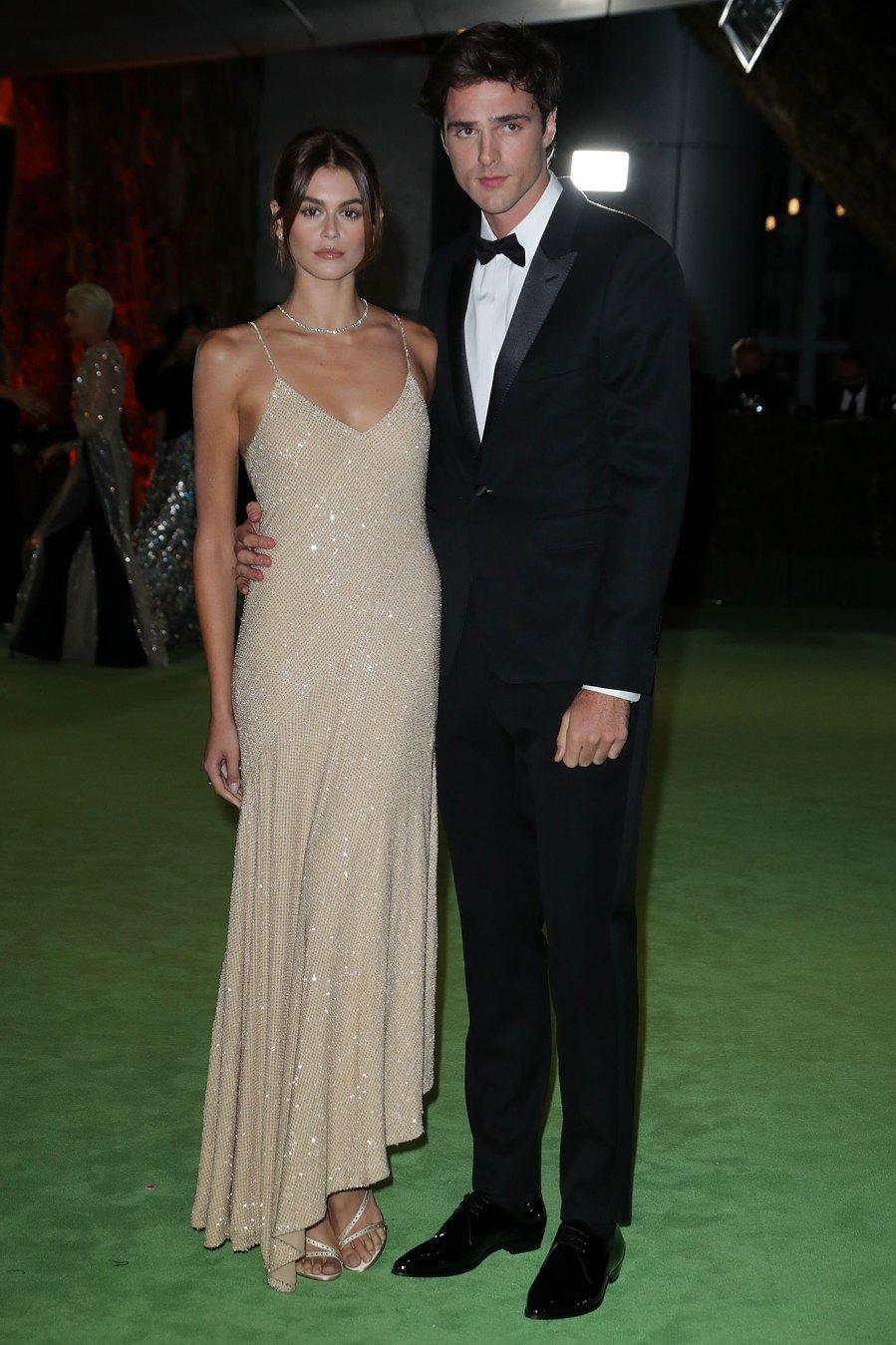 Swoon! Jacob Elordi, Kaia Gerber Make a Fashion Forward Red Carpet Debut