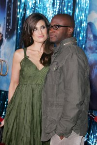 Taye Diggs Shows Supports Idina Menzel After She Called Him Judgy