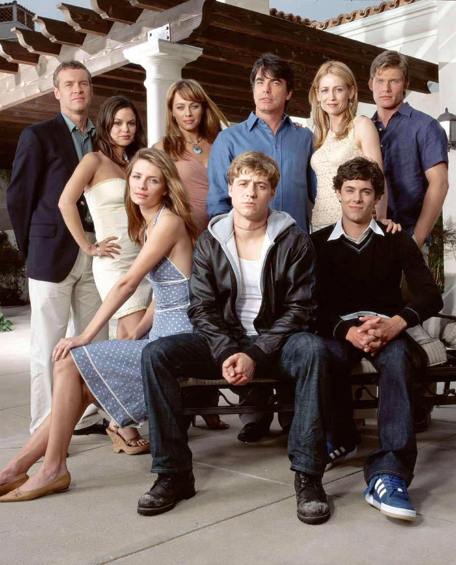 The OC Cast Dating Histories Through the Years