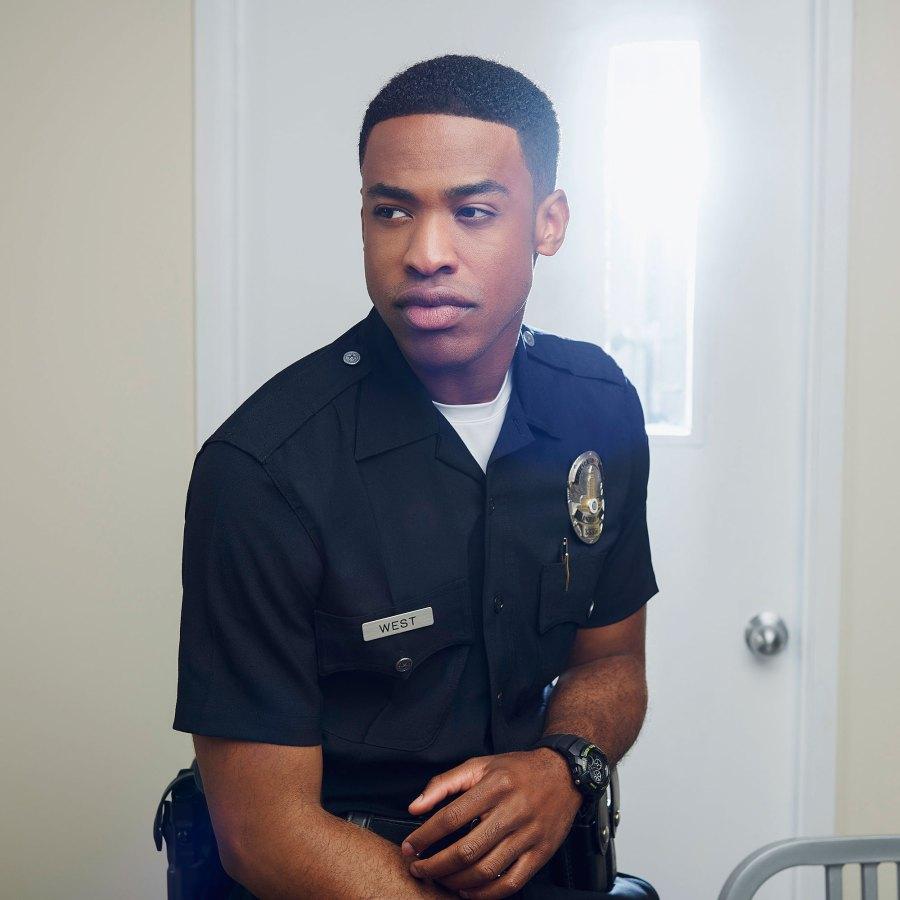 The Rookie Kills Off Original Cast Member Titus Makin Jr