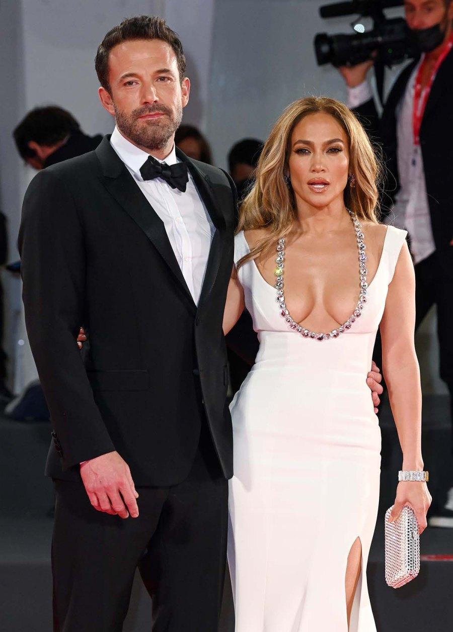 Theyre Back Jennifer Lopez Ben Affleck Return Red Carpet